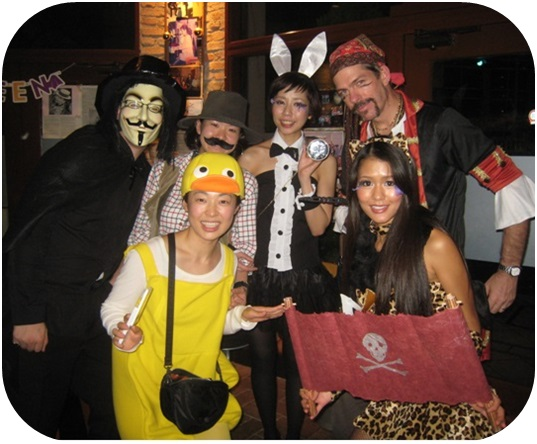Halloween pics - group M26